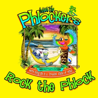 Rock The Phlock CD... Cover